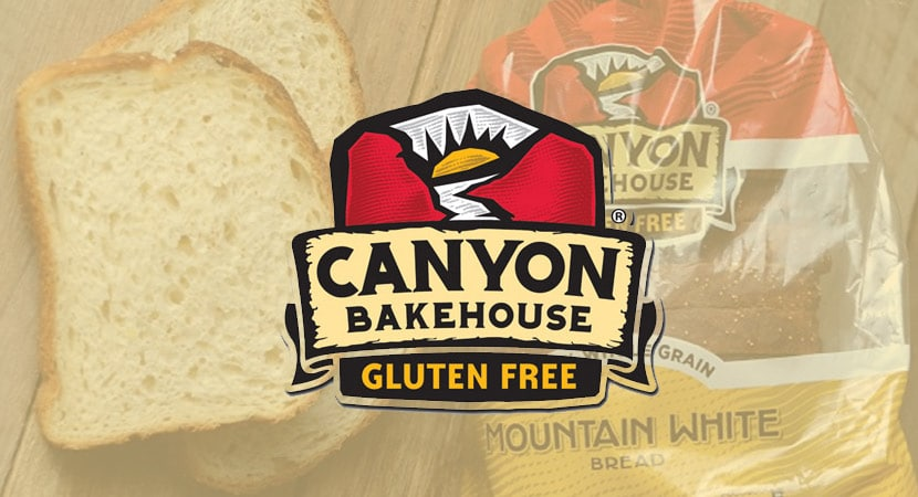 canyon bakehouse gluten-free bread