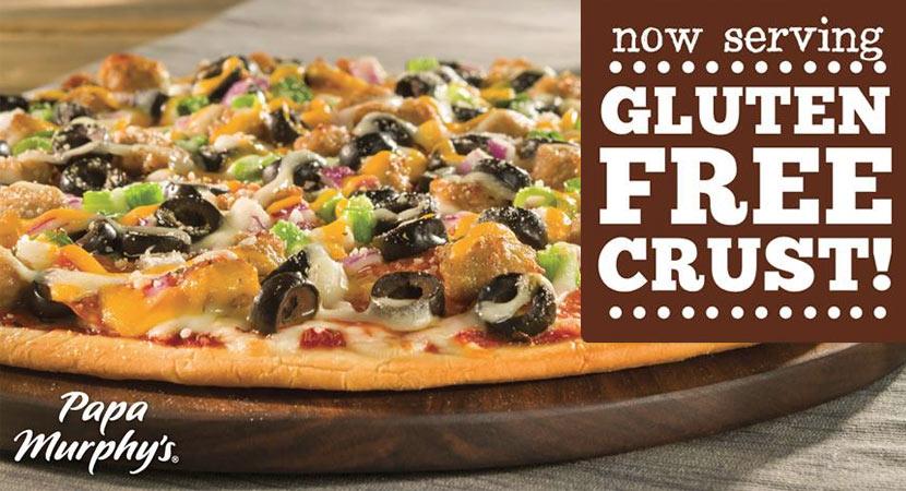 papa murphys gluten-free pizza crust