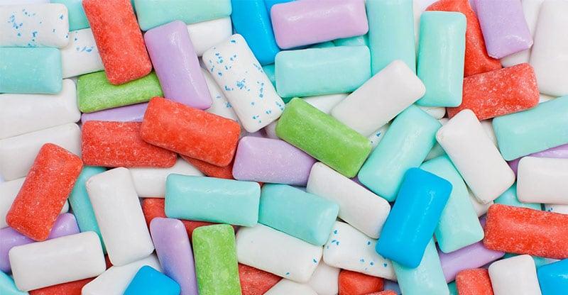 gluten-free bubble gum