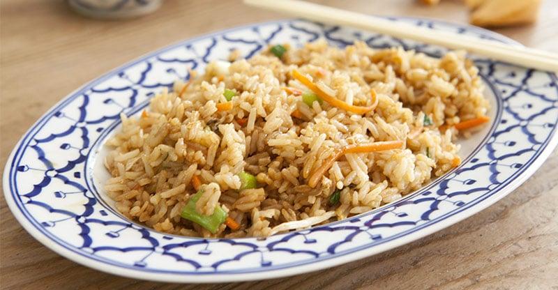 gluten-free rice dish