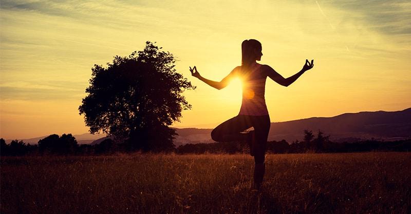 stress free yoga