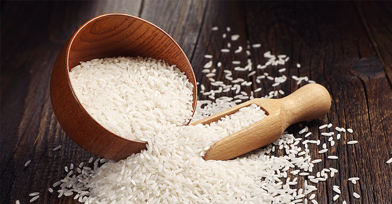is rice gluten-free?