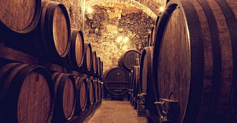 wine gluten-free barrels