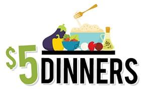 5 dollar dinners gluten-free meal plans