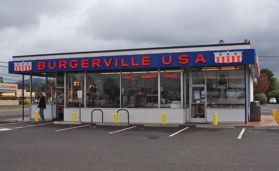 Burgerville Restaurant