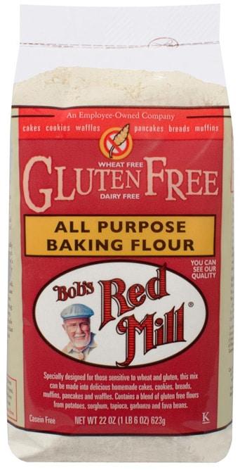 gluten-free flour bobs red mill