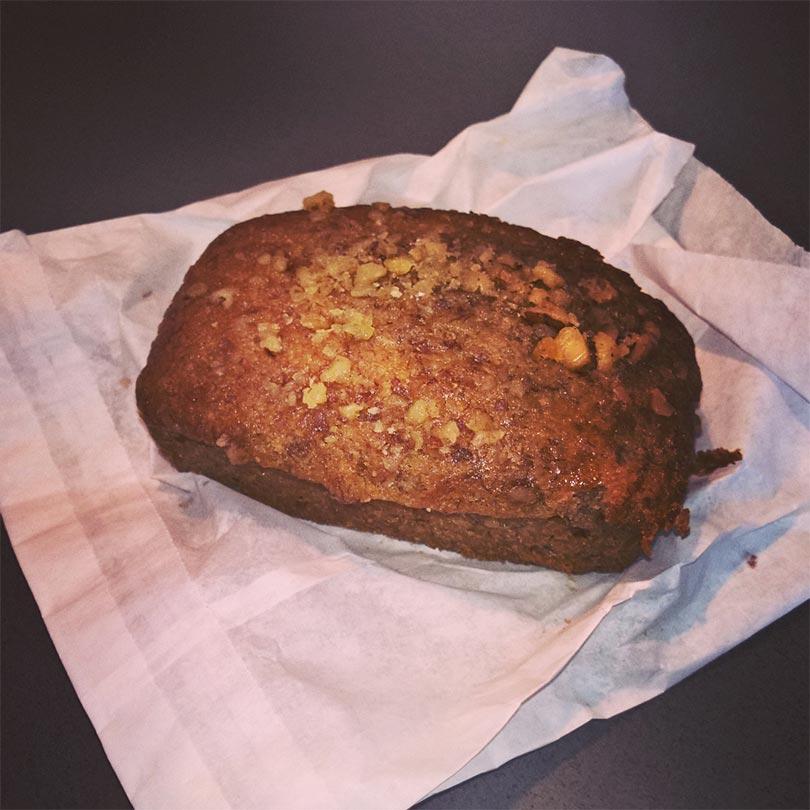 dutch bros gluten-free banana bread