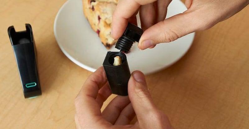 testing gluten-free nima sensor