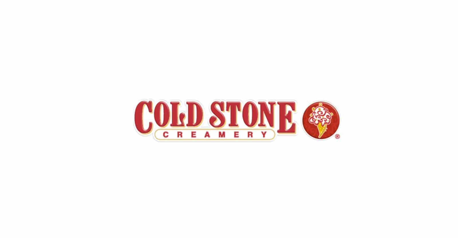 cold stone creamery gluten-free menu