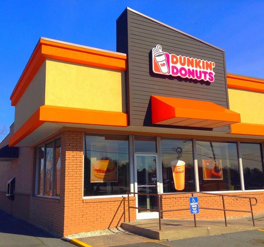 Dunkin' Donuts Location