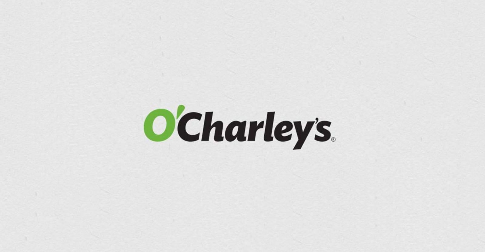 O'Charley's Gluten-Free menu