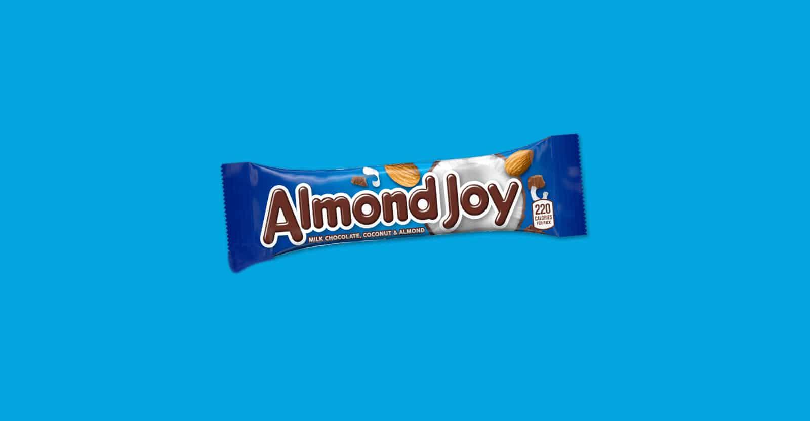 are almond joys gluten-free