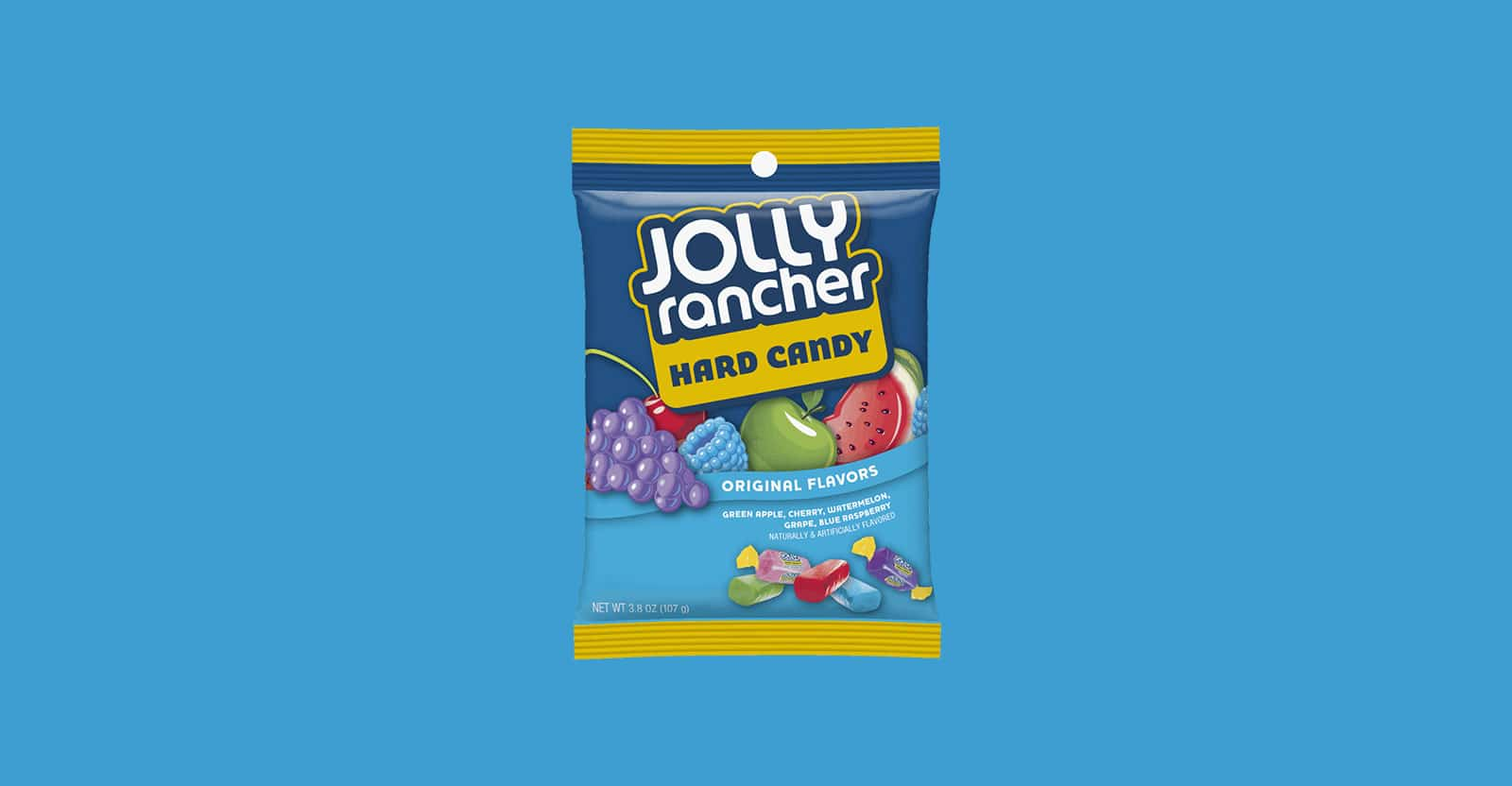 are jolly ranchers gluten-free