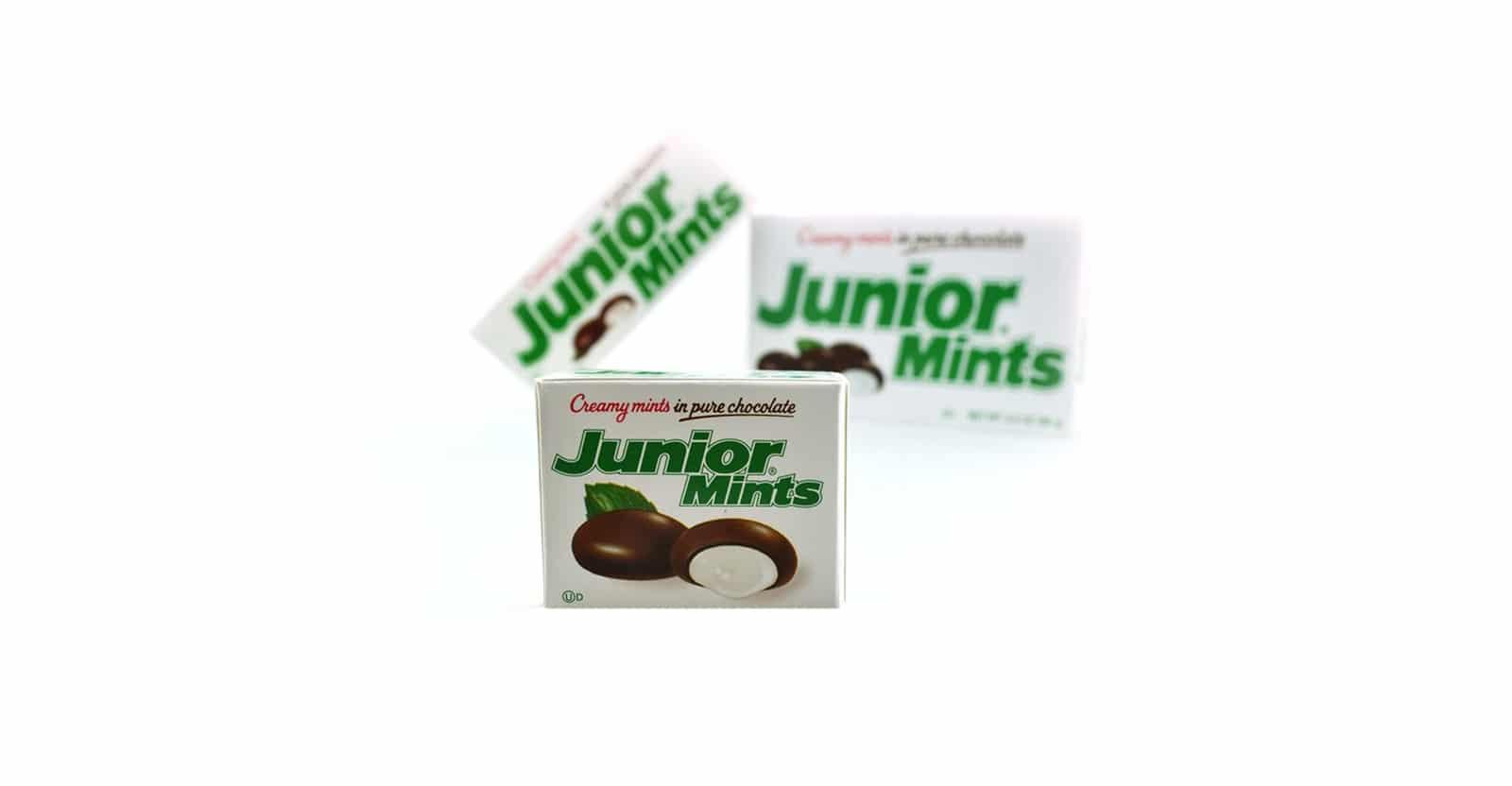 are junior mints gluten-free