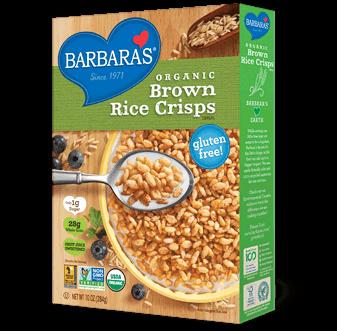 barbara's bakery gluten-free cereal