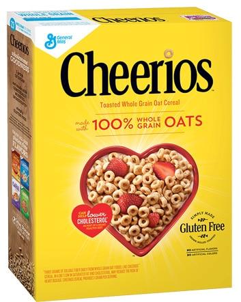 cheerios gluten-free cereal