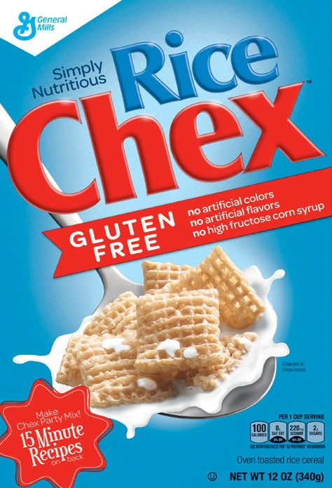 chex gluten-free cereal