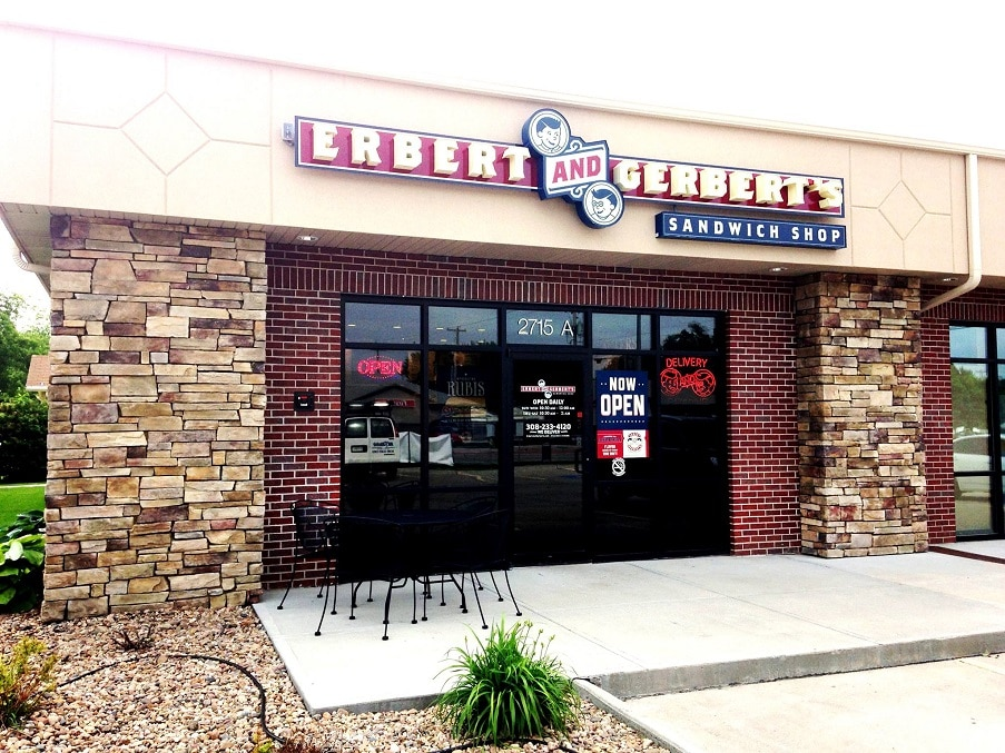 Erbert and Gerbert's Restaurant