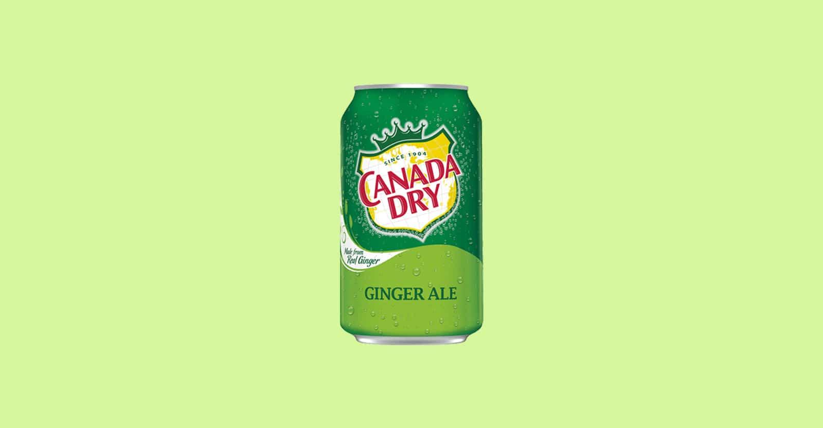 Is Canada Dry Ginger Ale Gluten Free No Gluten