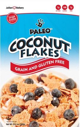 julian bakery gluten-free cereal