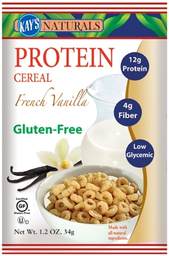 kay's naturals gluten-free cereal