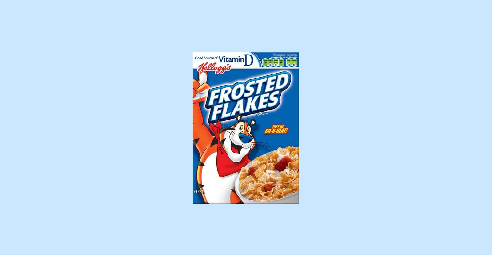 are frosted flakes gluten-free