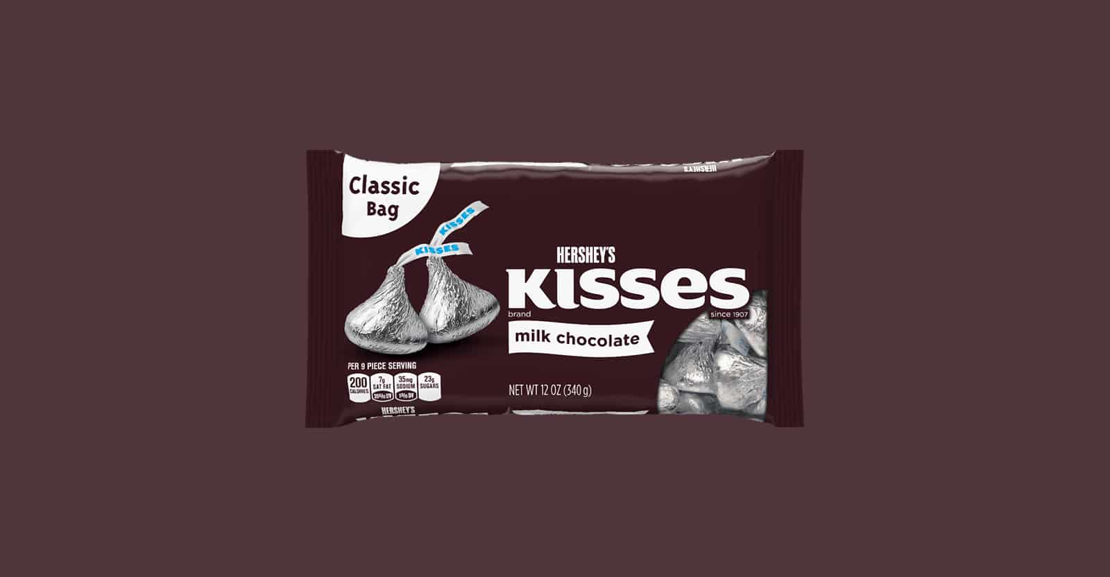 are hershey kisses gluten-free