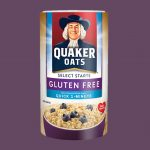 are quaker oats gluten-free