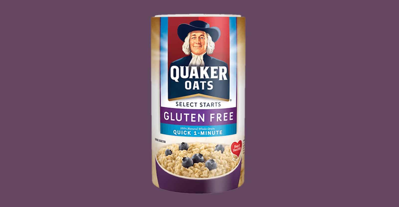 are quaker oats gluten-free