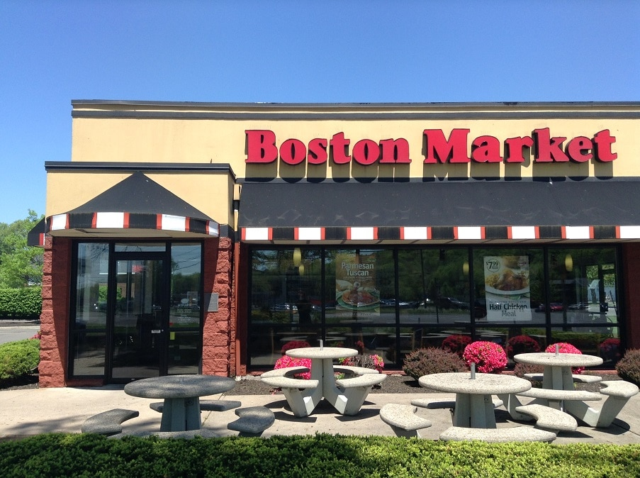 Boston Market Restaurant