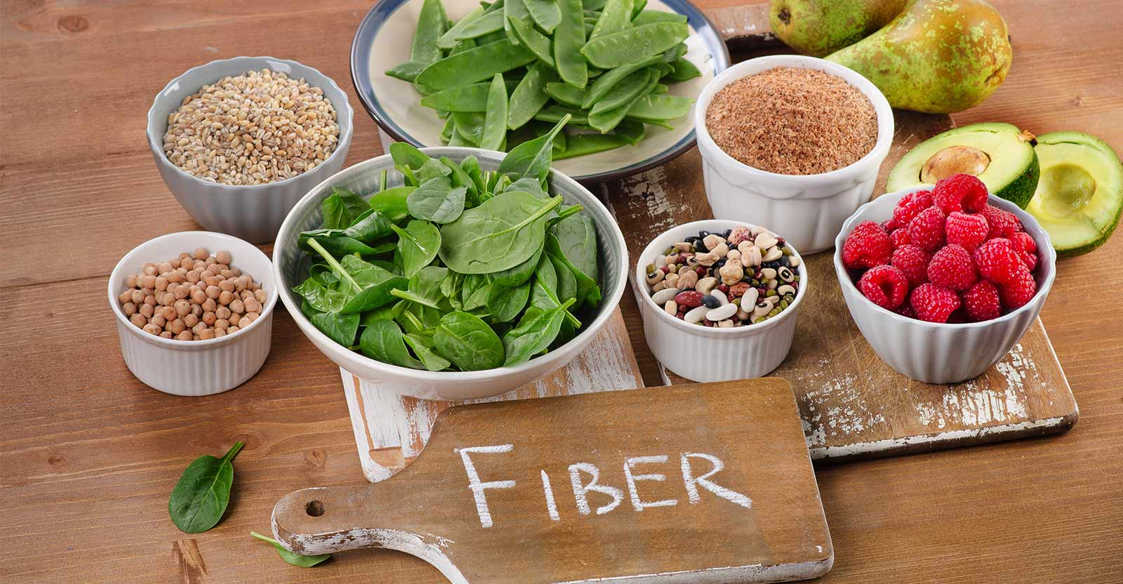 health benefits of fiber