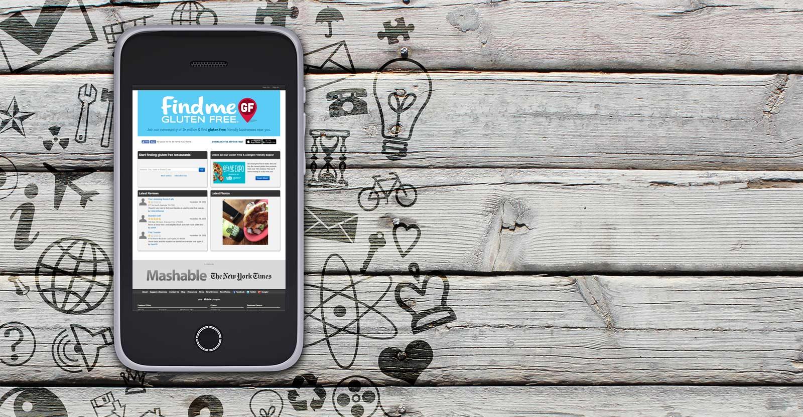 gluten-free apps