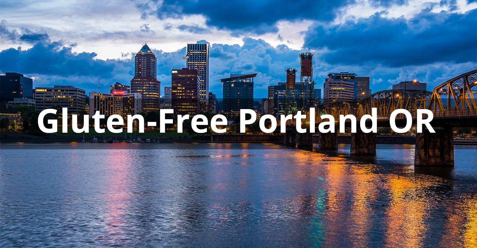 gluten-free portland
