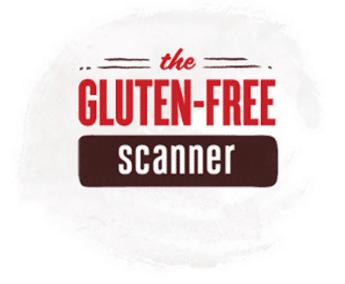 the gluten-free scanner app