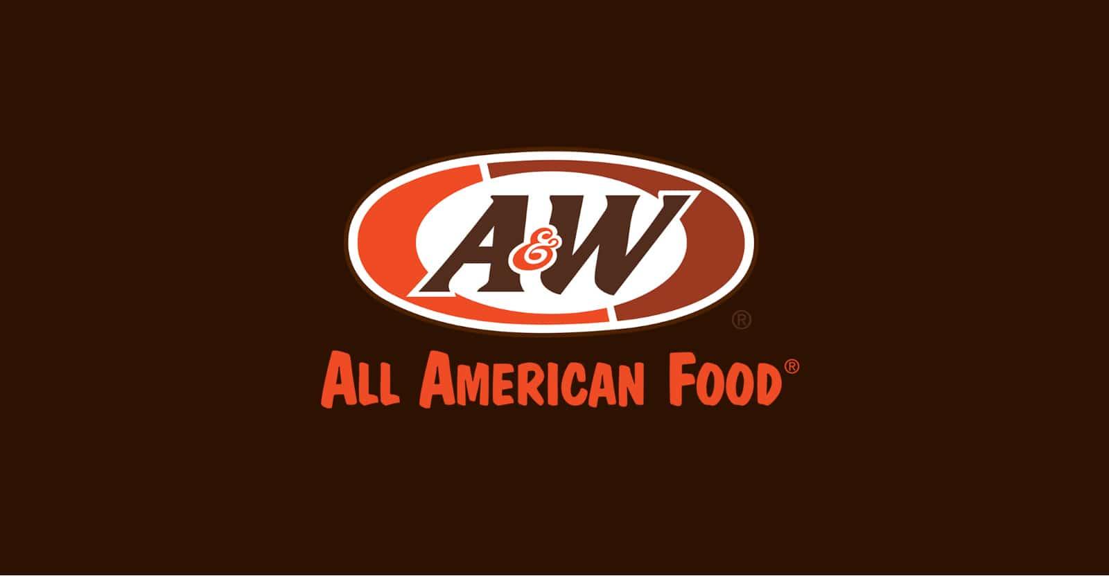A&W Gluten-Free Menu