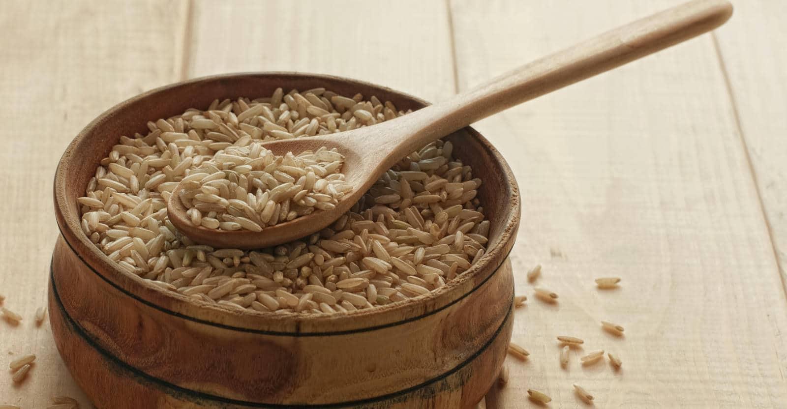is brown rice gluten-free