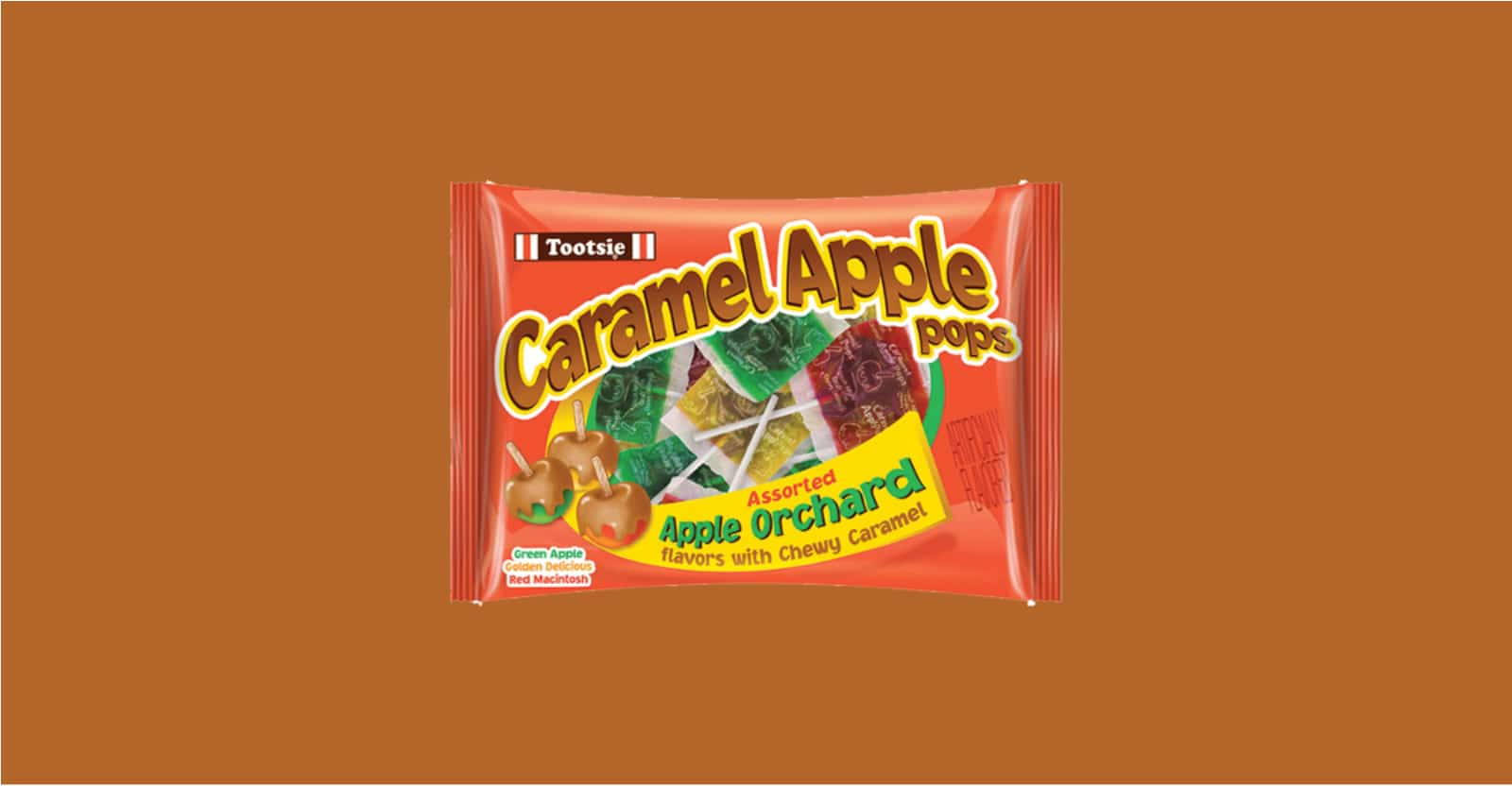 are caramel apple pops gluten-free