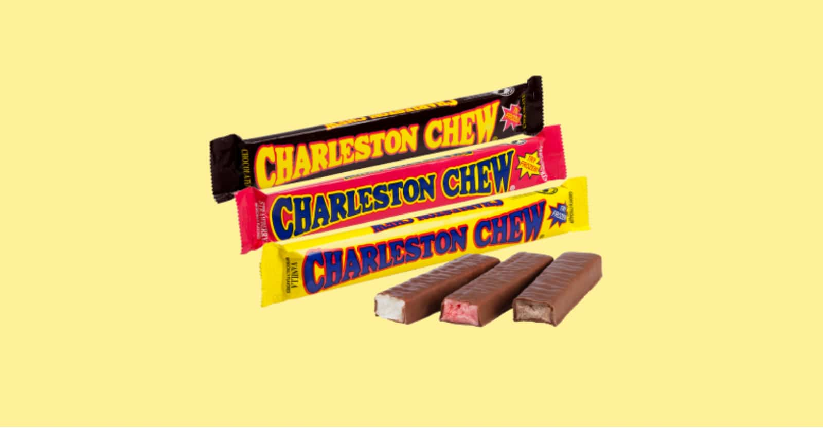 are charleston chews gluten-free