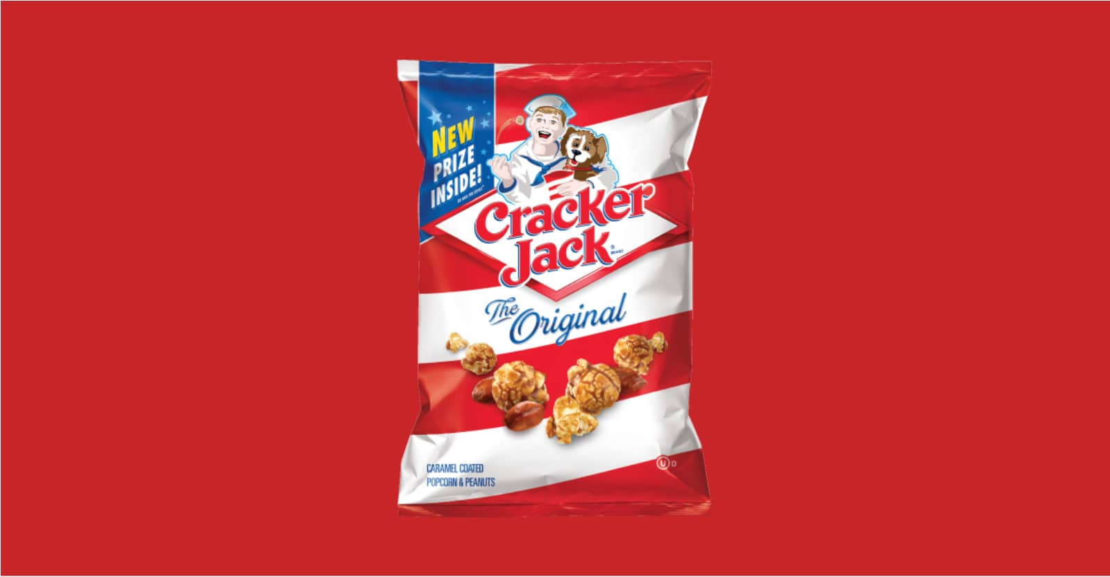 are cracker jacks gluten-free