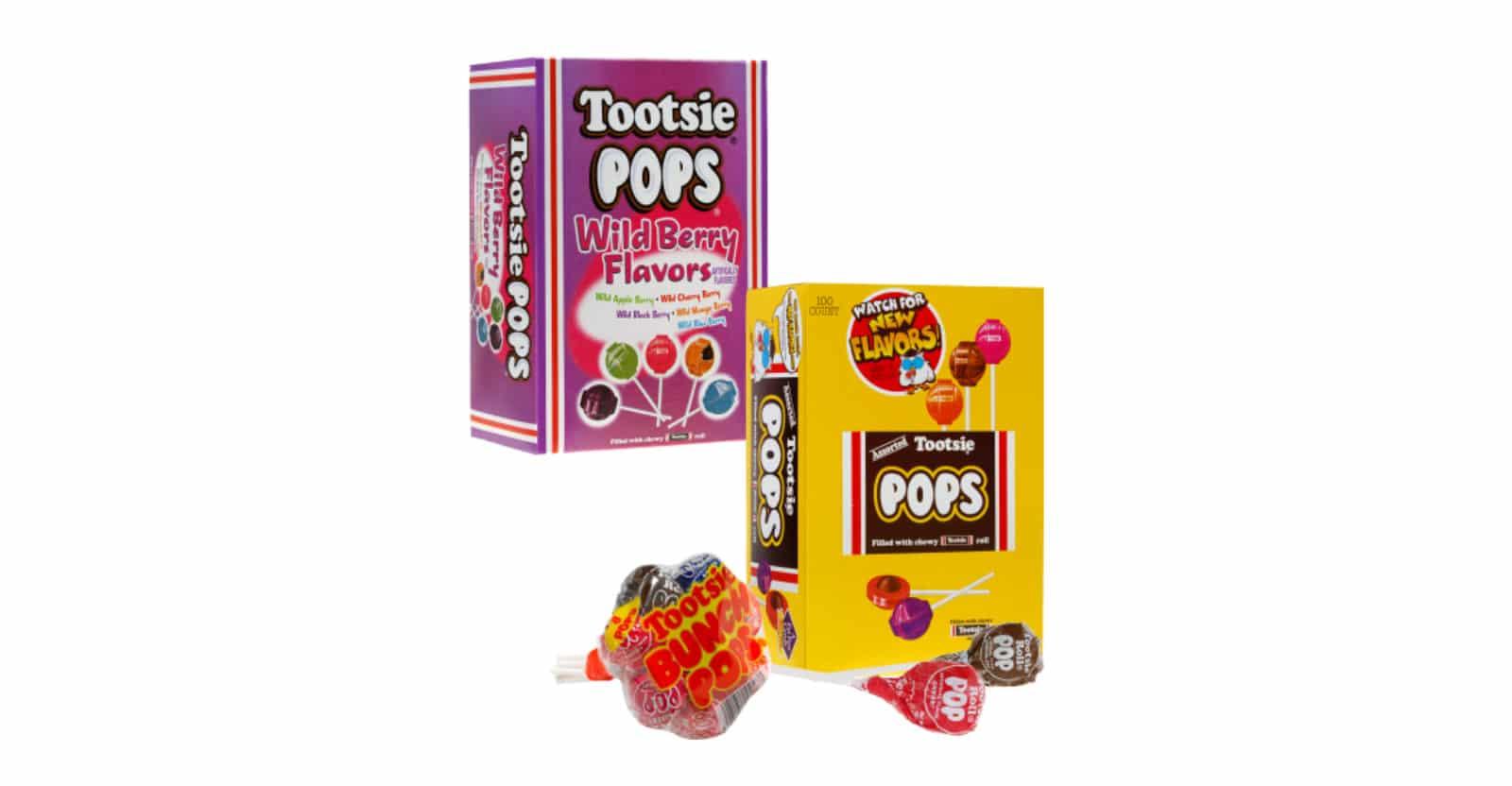 are tootsie pops gluten-free