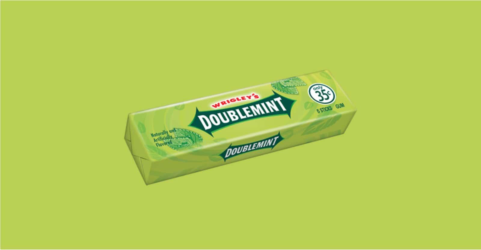 is doublemint gum gluten-free