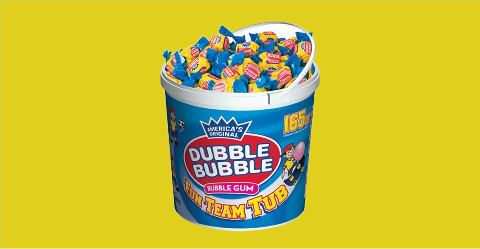 is dubble bubble gluten-free