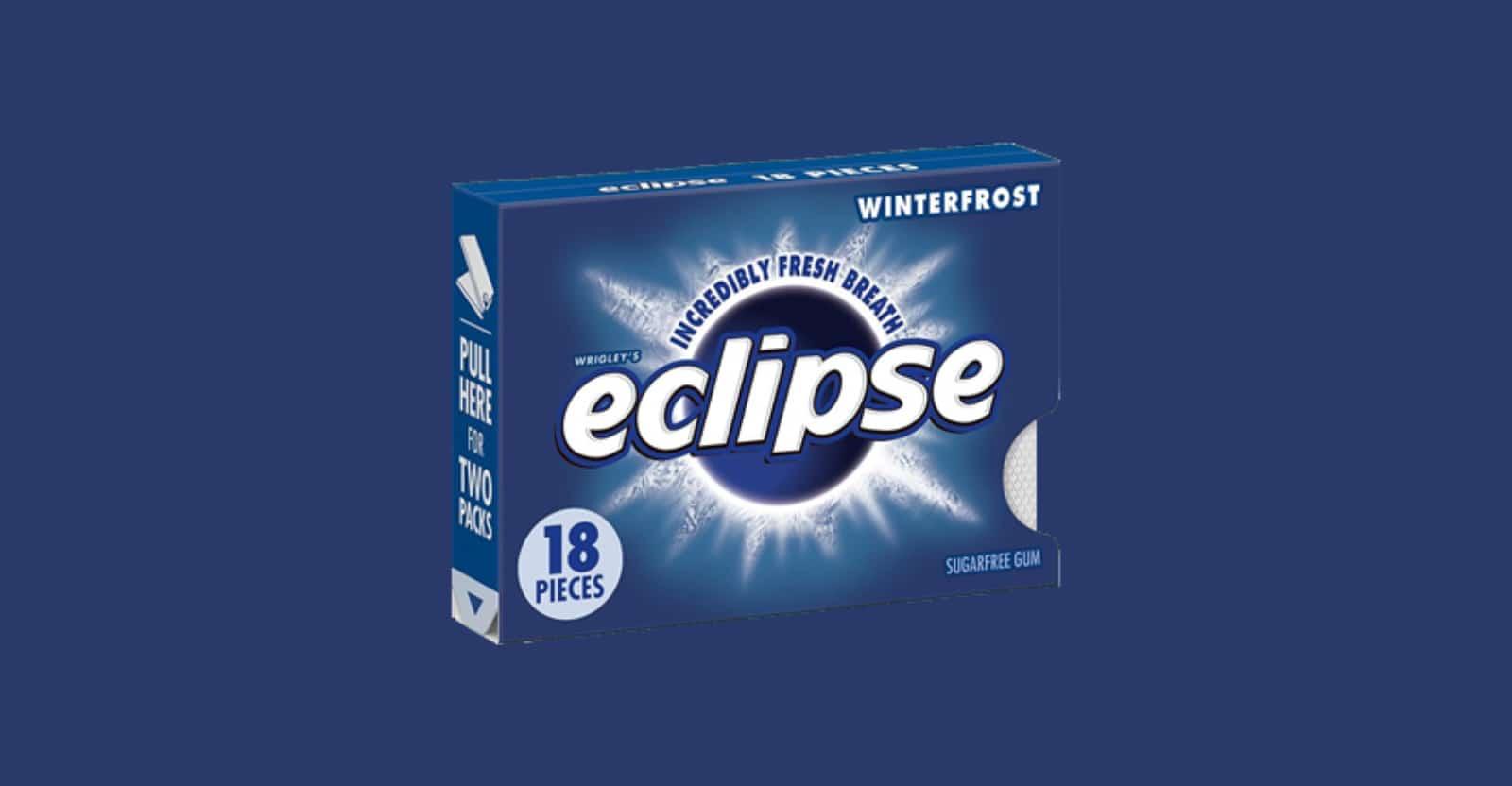 is eclipse gum gluten-free