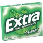 is extra gum gluten-free