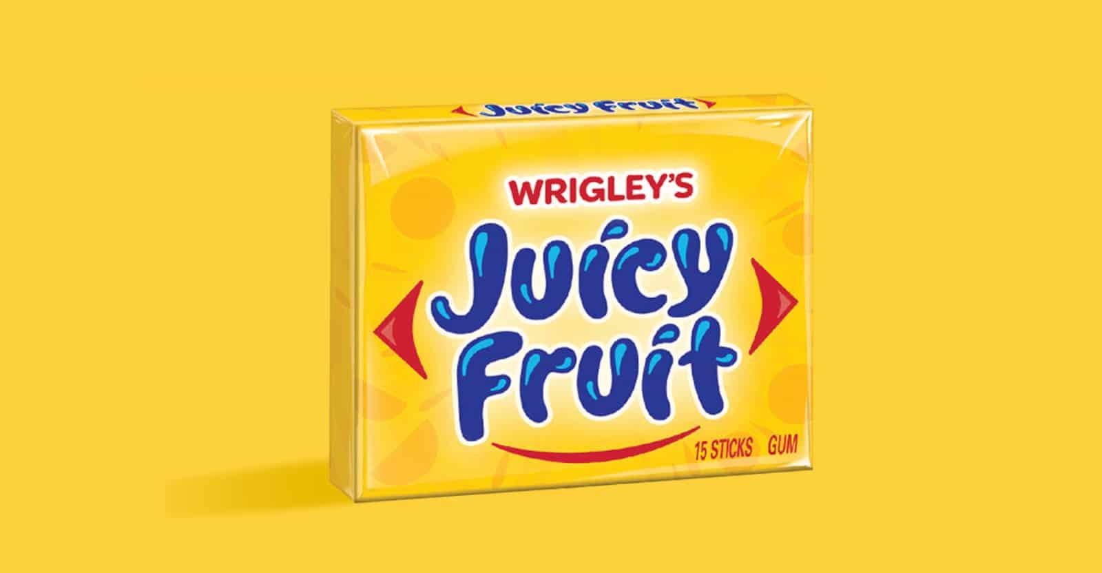 is juicy fruit gum gluten-free