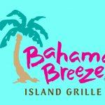 Bahama Breeze Gluten-Free Menu