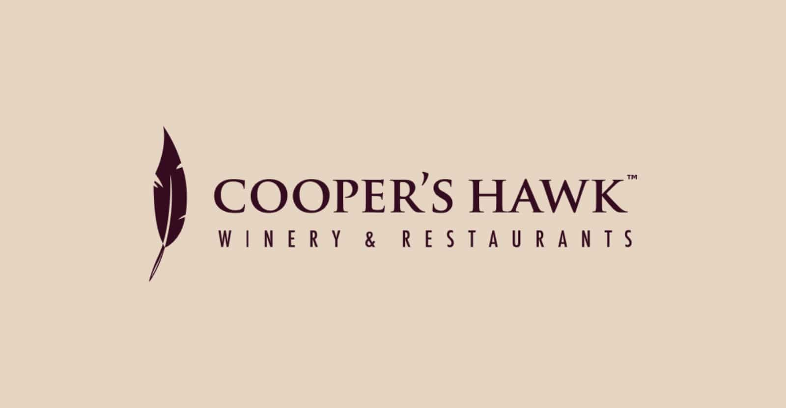 Cooper's Hawk Gluten-Free Menu