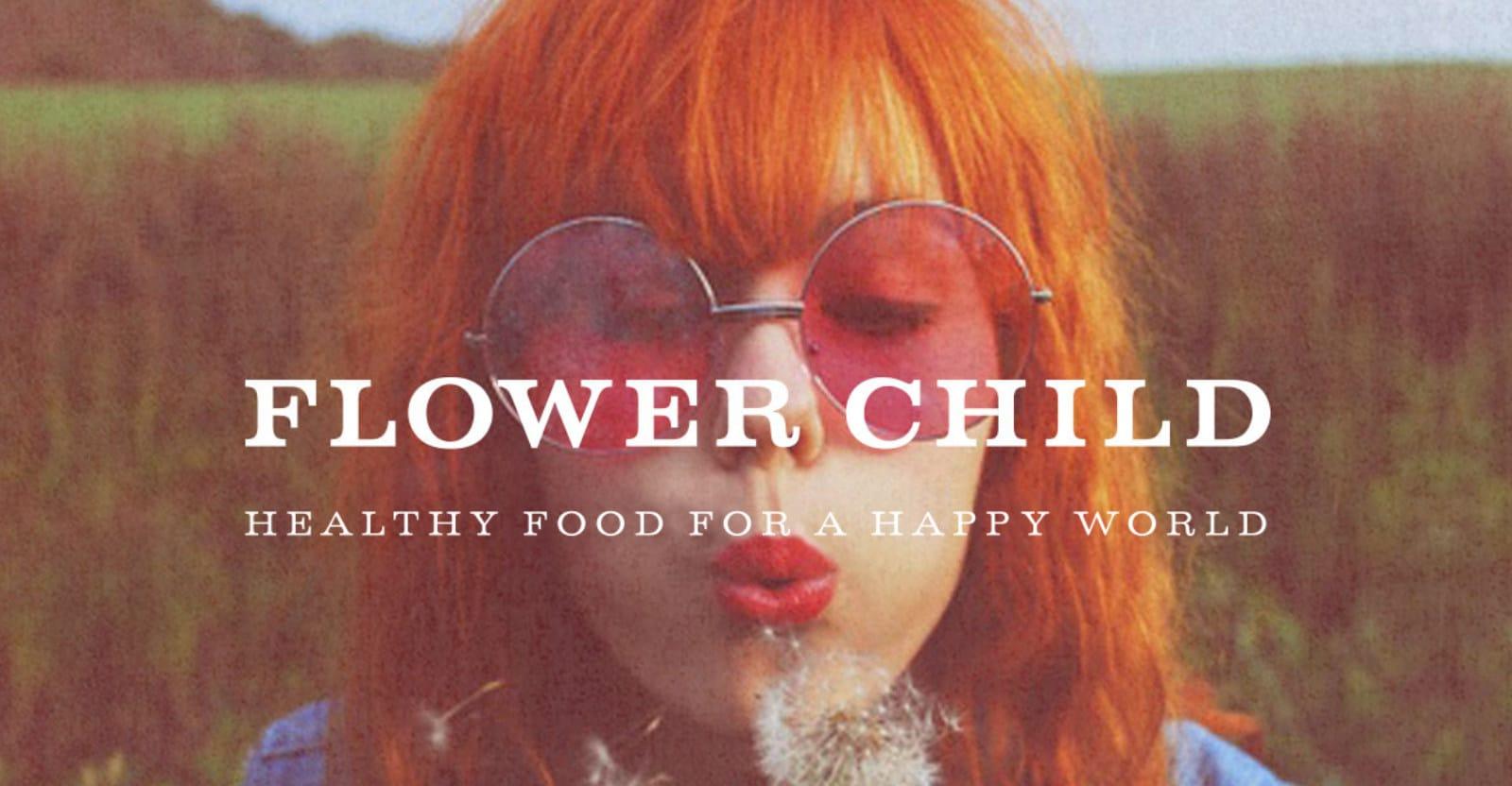 Flower Child Gluten-Free Menu