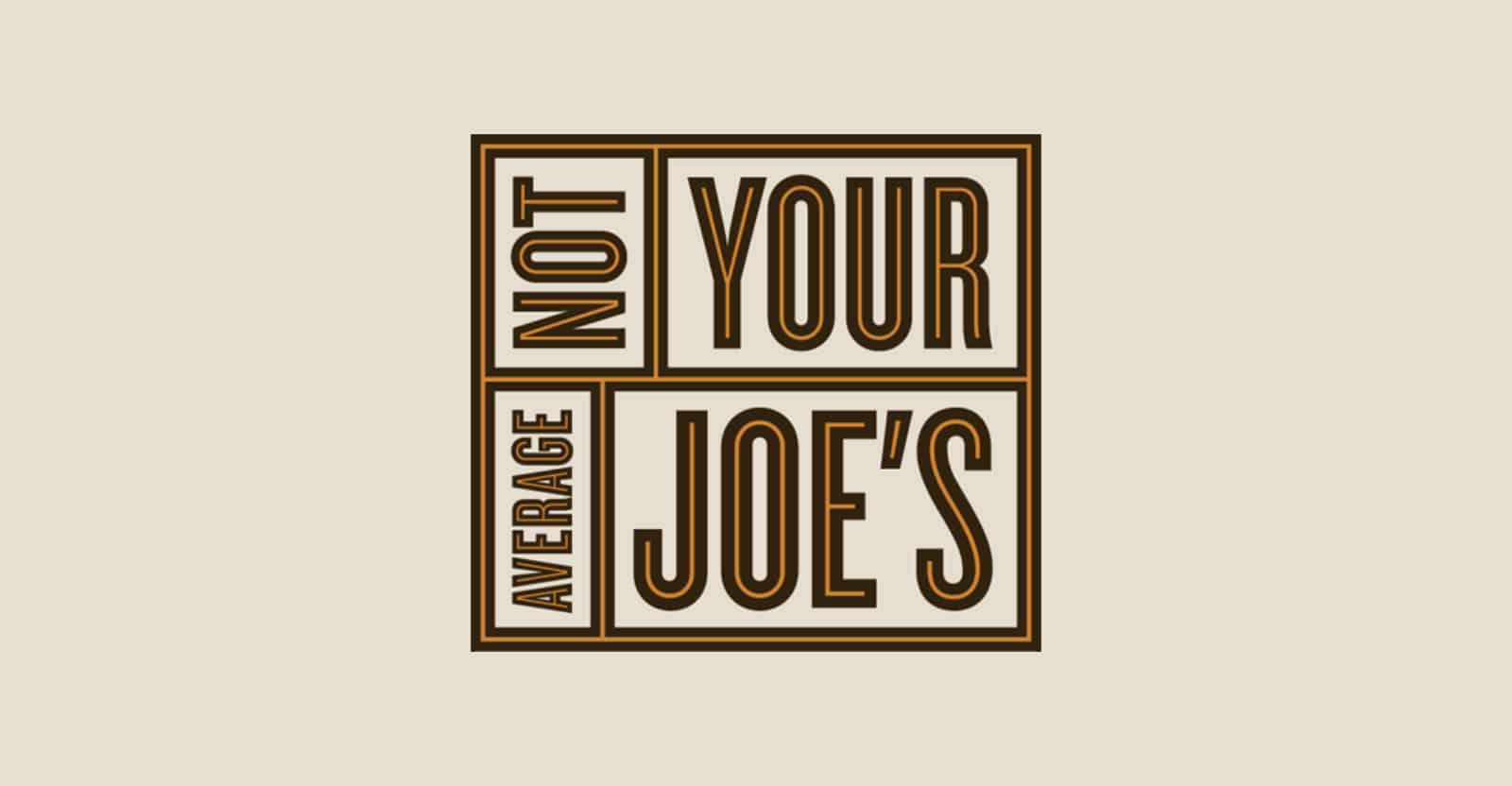 Not Your Average Joe's Gluten-Free Menu