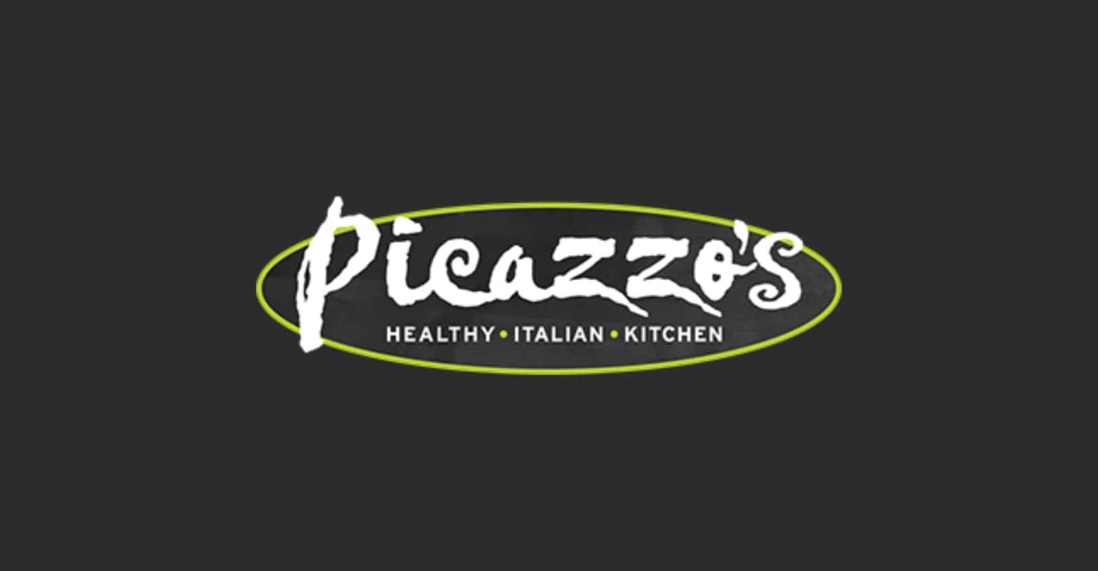Picazzo's Gluten-Free Menu